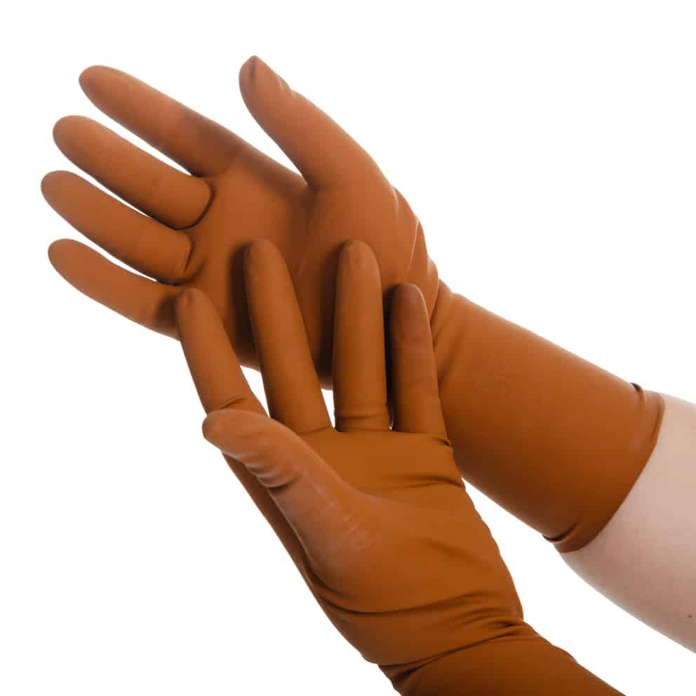 Radiation Reducing Gloves