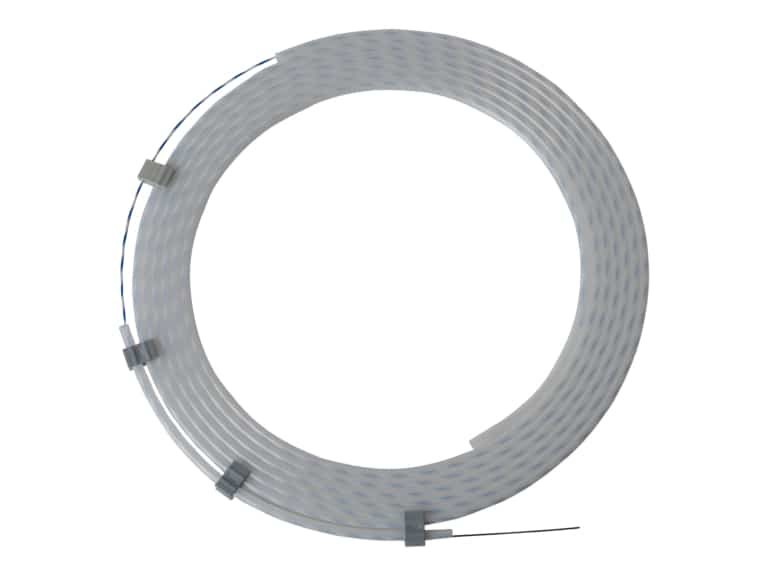 Nitinol Core PTFE Coated Hydrophilic Guidewire • Diagmed